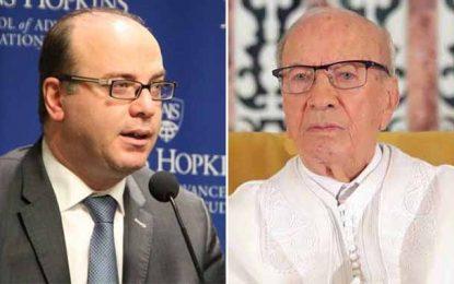 Fakhfakh : Caïd Essebsi ne sait pas sortir par la grande porte