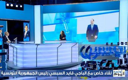 L'entretien de Caïd Essebsi ou la politique comme un bal de pantins