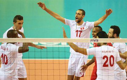 Volleyball : La Tunisie l'emporte contre la République Tchèque