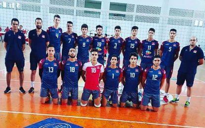 Volleyball : Les juniors tunisiens à la conquête d'un 10e titre africain