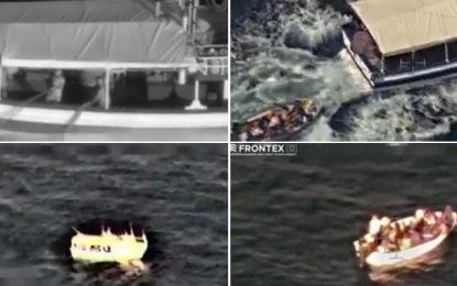 Une vidéo de Frontex disculperait le pêcheur tunisien arrêté en Italie