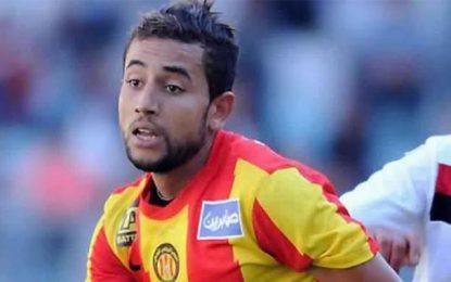Espérance de Tunis : Ghaylen Chaalali écarté de l'équipe A