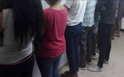 Hamamamet : Elles occupent les commerçants… et les garçons volent