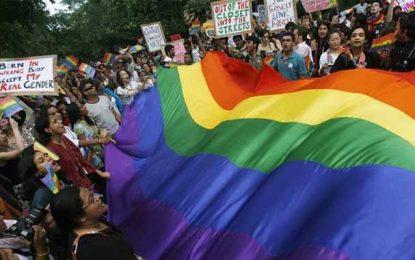 Dépénalisation de l'homosexualité : Shams appelle la Tunisie à suivre l'Inde