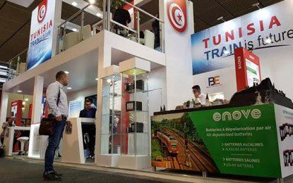 L'offre tunisienne du ferroviaire au salon Innotrans 2018 à Berlin