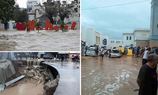 """Résultat de recherche d'images pour """"inondations nabeul"""""""