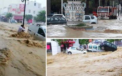 La Poste a collecté 2 MDT pour les victimes des inondations à Nabeul