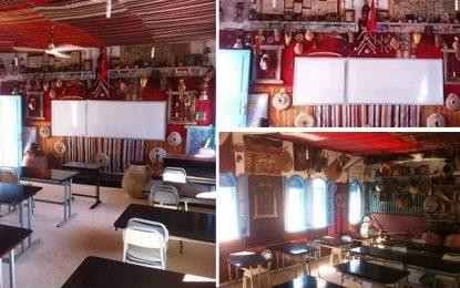 Collège El-Kalâa à Kébili : Une classe transformée en «Petit Musée»