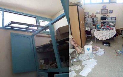 Gafsa : Des inconnus vandalisent une école primaire à Métlaoui