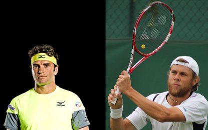 US Open : Malek Jaziri en quarts de finale des doubles