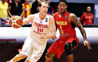 Basketball : Mikael Roll de nouveau en équipe de Tunisie