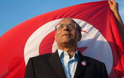 Moncef Marzouki : «Des gangs politiques gouvernent actuellement la Tunisie»