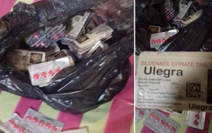 Gafsa : Saisie de 1000 pilules de viagra de type Ulegra
