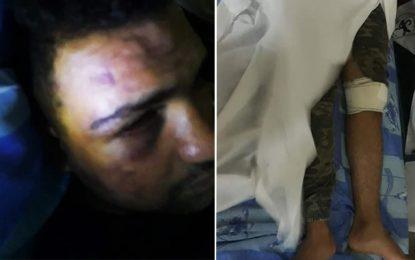 Sousse : Ils agressent et lâchent leur chien sur un policier