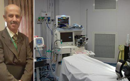 Les anesthésistes accusent le Pr Hafedh Jemel de régler ses comptes
