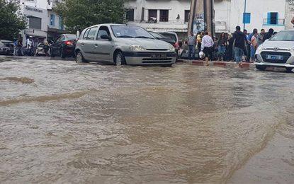 Intempéries en Tunisie : Appel à la vigilance sur les routes
