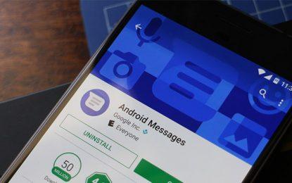 Google et Samsung s'allient pour l'avènement de la messagerie RCS