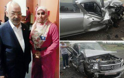 Polémique à propos du pickup utilisée par la maire de Sidi Makhlouf