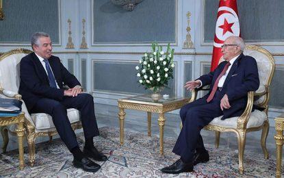 De quoi Tarak Cherif et le président Caïd Essebsi peuvent-ils discuter ?