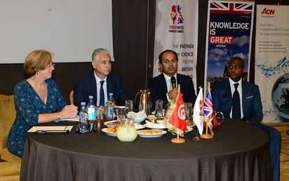 UK Export Finance Forum : Impulser les échanges tuniso-britanniques