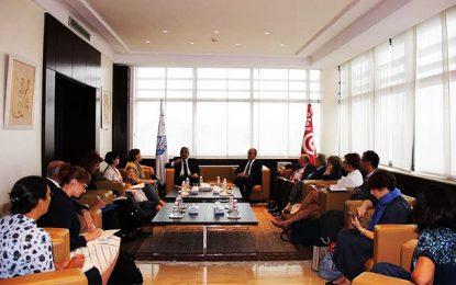 Utica : L'Aleca au menu des discussions avec des parlementaires européens