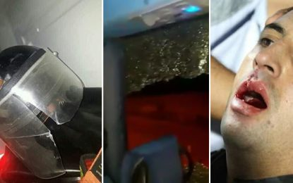 Violences dans les stades : Six policiers blessés à Sousse