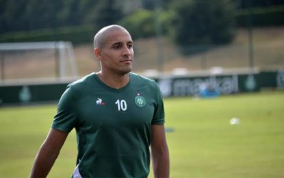Jean-Louis Gasset : «La suspension de Khazri va pénaliser son club»