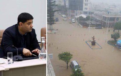 Le député Jalled fait don d'un salaire pour les sinistrés de Nabeul