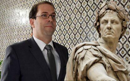Bloc-notes : Youssef Chahed sur les pas de Jules César ?