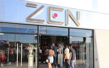 Prêt à porter : Zen ouvre son 32e point de vente à Tunis-City