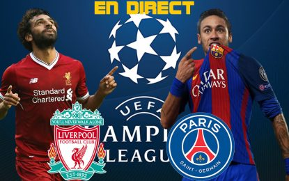 Liverpool-PSG live streaming : Ligue des champions 2018-2019