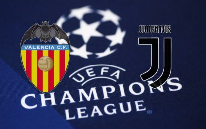 Valence-Juventus live streaming : Ligue des champions 2018-2019