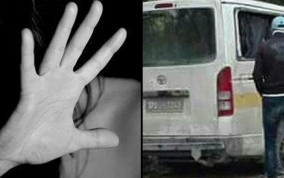 Mhamdia : Enlevée et violée par un conducteur de transport illégal