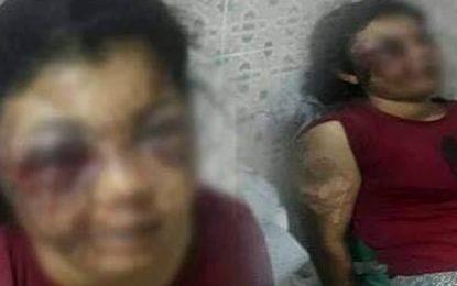 Kairouan : Il torture son ex-copine et tente de lui arracher les yeux