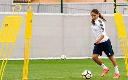 Football : Une Franco-tunisienne en lice pour le Ballon d'Or féminin