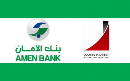 Bourse de Tunis : Un nouveau contrat de liquidité des actions Amen Bank