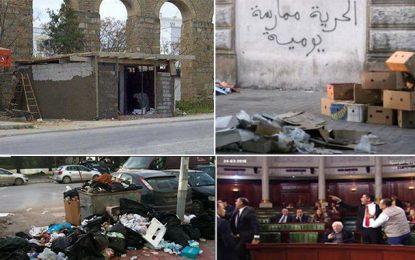 Anarchie chronique et luttes larvées : Une semaine ordinaire en Tunisie
