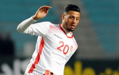 CAN 2019 – Tunisie-Niger : Anice Badri remplace Ghailen Chaalali