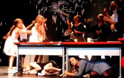 ''Antigone'', dernière création d'El Teatro : Pour elles, c'est non !