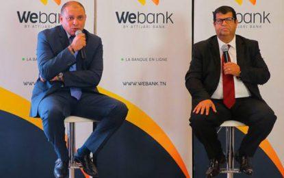Attijari Banklance Webank, la premièrebanque en ligne en Tunisie