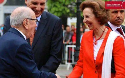 Selon la petite-fille de Bourguiba, Caïd Essebsi n'a jamais été bourguibiste