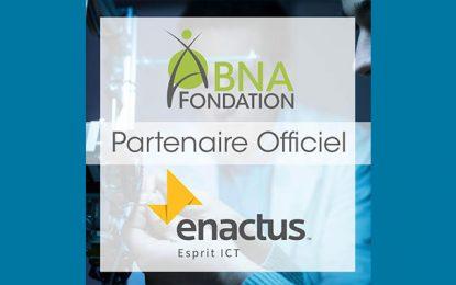 BNA Fondation s'engage à soutenir le club Enactus Esprit