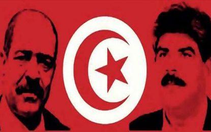 Affaires Belaïd et Brahmi : Plainte contre Ennahdha auprès du tribunal militaire