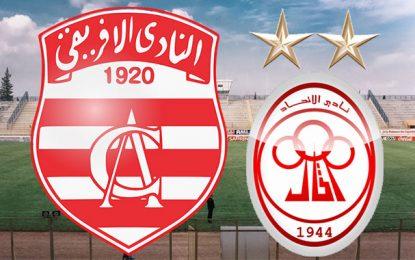 En match amical : Club africain-Ittihad Tripoli se neutralisent 1-1