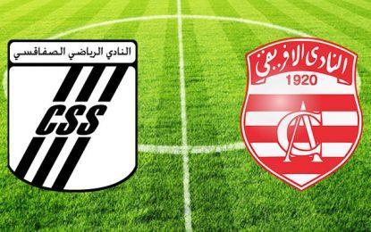 Football-Ligue 1 : Club africain – Club sfaxien sur Al Watania 2