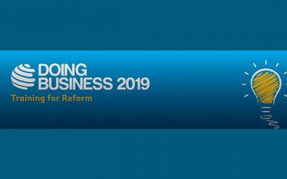 ''Doing Business'' : La Tunisie gagne 8 places et se classe 80e