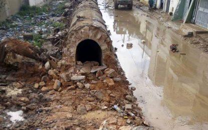 Destruction des aqueducs à Mhamdia : Les autorités publiques ripostent