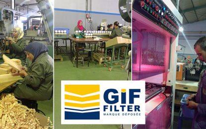 Bourse de Tunis : communication financière de GIF-Filter