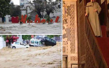 Un imam : Les inondations de Nabeul sont une punition divine