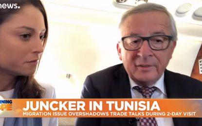 Juncker : La relation UE-Afrique ne se limite pas à la question migratoire